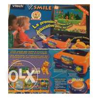 Electronic game (vtech smile)