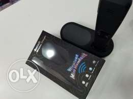 Bluetooth and wireless charge