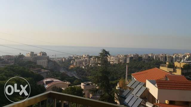 For Rent in Rabieh, 325sqm Apartment for 22,000$/year