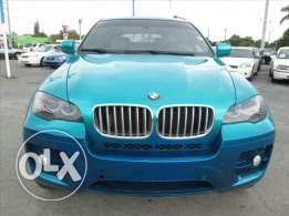 Bmw x6 model 2009 full automatic