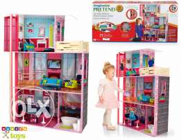 Imaginarium City Studio Dollhouse for only 220$ brand new