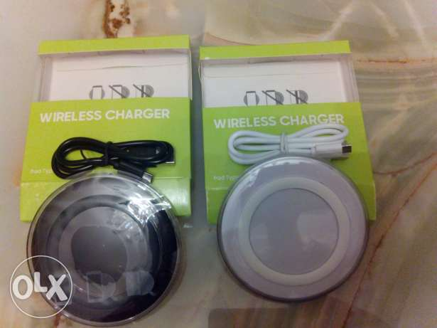 Free Delivery Wireless charging pad for iphone samsung galaxy