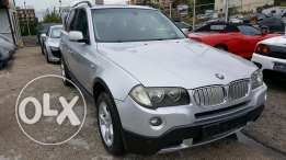 Bmw x3 silver black inside ajnaber panoramique clean