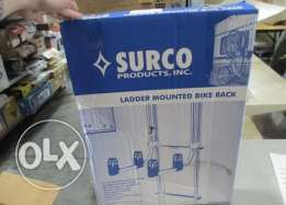 Surco Ladder Mounted Bike Rack Made in USA!