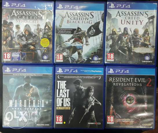 Ps4 used games like new صور -  3