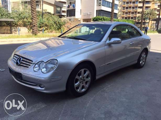 Mercedes-Benz CLK240 Elegance 2003 German Origin فردان -  2