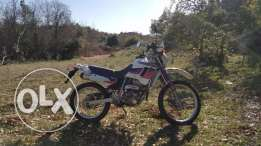 Honda degree xl 250 model 1998 for sale in a new condition
