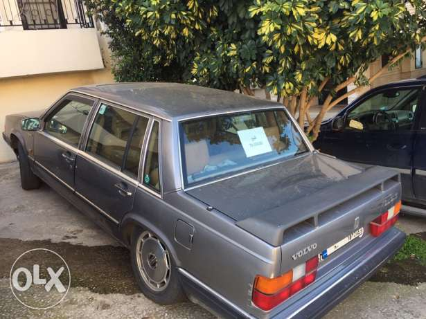 large Volvo car for sale