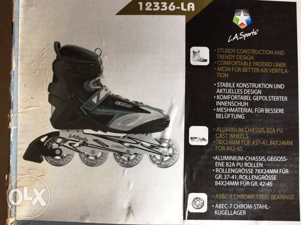 Rollers Inline taille 40