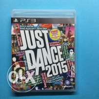 Just Dance ( 2015, 4, and 3 )
