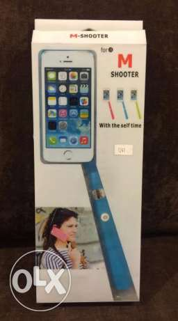 Selfie Stick For iPhone 5