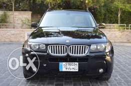 "BMW X3 Model 2008, 3.0 SI, Look ""M"" ORIGINAL - 4*4 !!"