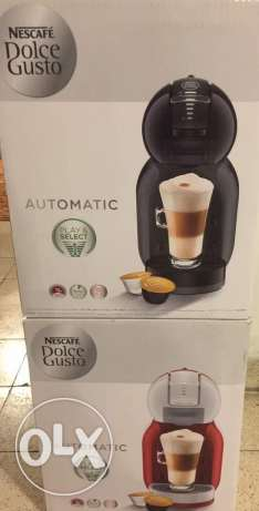 2 Coffee Maker Dolce Gusto