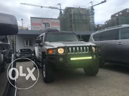 Hummer H3 2006, Pewter on black !!!