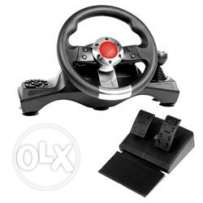 Steering wheel for PlayStation