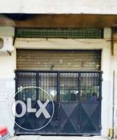 Garage for rent in madine sina3iye