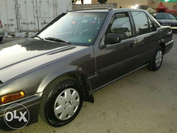 Honda Accord LX ذوق مصبح -  1