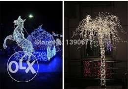 LED Solar Garden String Lights Outdoor Waterproof 10M (2 items left)