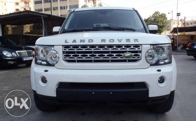 Land rover LR4 HSE 2010,luxury edition,excellent condition