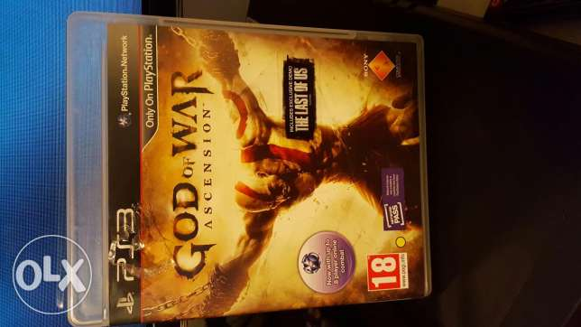 God of war 3: Ascension