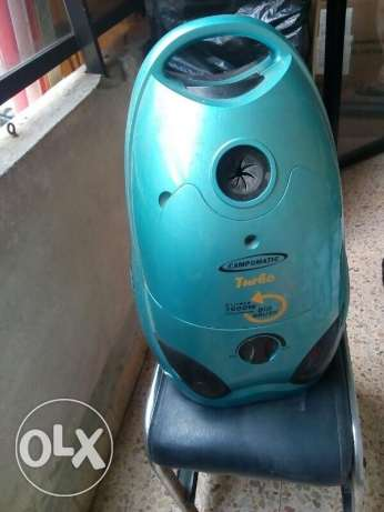 Vacuum Cleaner Campomatic