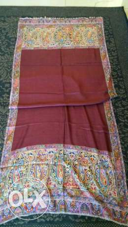 India scarves ..hand made الشياح -  1
