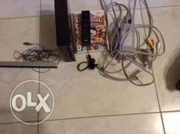 Wii for sale with 1 control