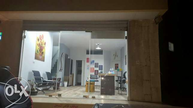 140 meters for Store or Office use in Sahel Alma (Jounieh)