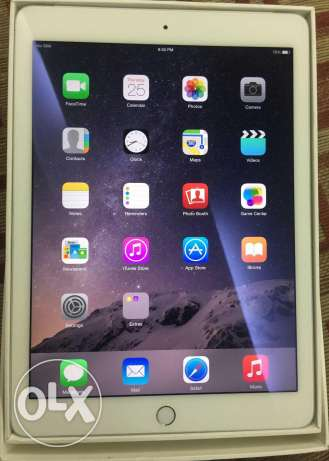 ipad air-128GB- 4G- wifi