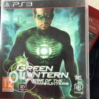 PS3 game green lantern