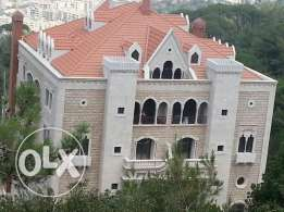 Luxurious apartment in ain saadeh