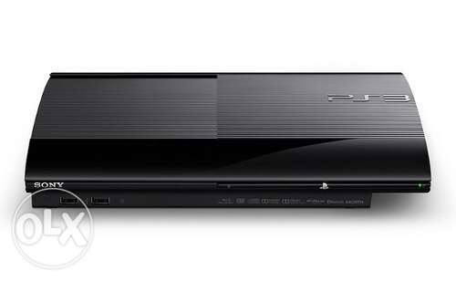 ps3 500 gb black انطلياس -  2