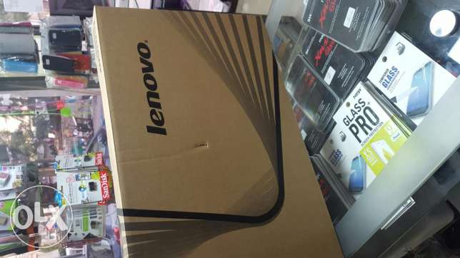 brand new laptops lenovo الملعب -  2