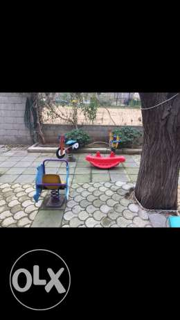 Toys outdoor