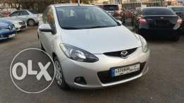 Mazda 2 hatchback 2008. Very clean.