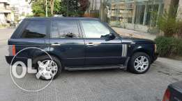 Range rover vogue 2004 full options and good conditions