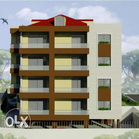 Brand NEW Spacious Apartment Ready for SALE Now شويفات -  2
