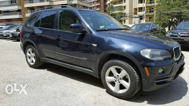 BMW X5 mod. 2008 // fully LOADED (7 Seats) !!