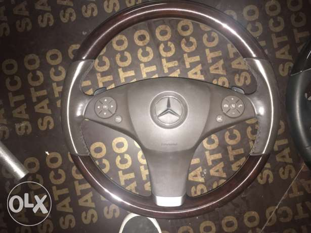 Mercedes Steering Wheel with Airbag W207 E-Class