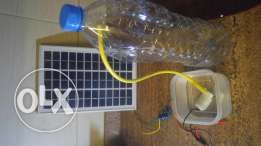 Solar water pump 2 liters per min