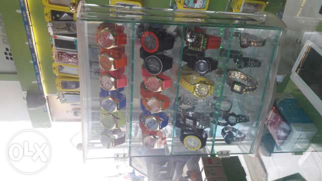 watches+stand