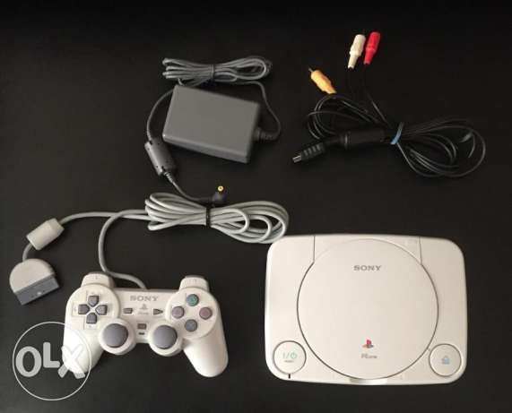 playstation one + accessories