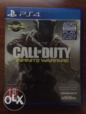 Call Of Duty Infinite Warfare for sale or trade