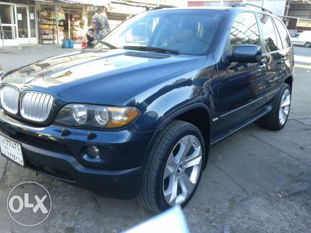 BMW x4 model 2006 veryyyy clean الصالحية -  3