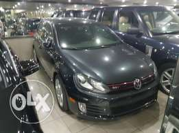 Vw golf gti foreign