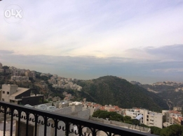 DUPLEX with panoramic view for sale in zekrit