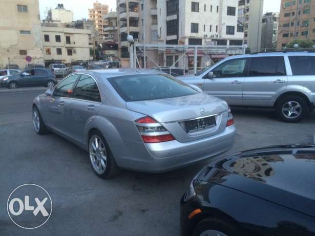 S350 2008 kteeer ndefeyyy from Germaney حدث -  2