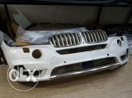 Bmw x5 2015 front bumper made in germany