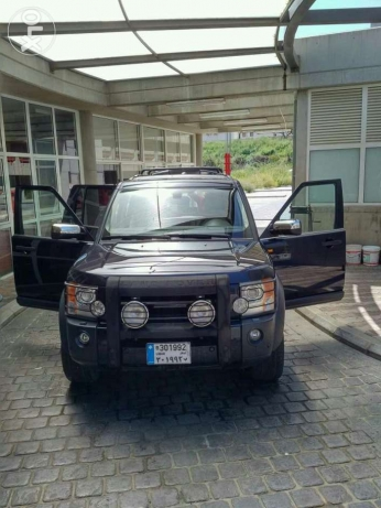 Land rover LR3 HSE luxury year 2006