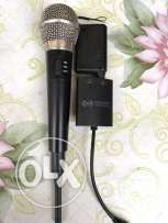 karaoke for PS3,with wireless micro